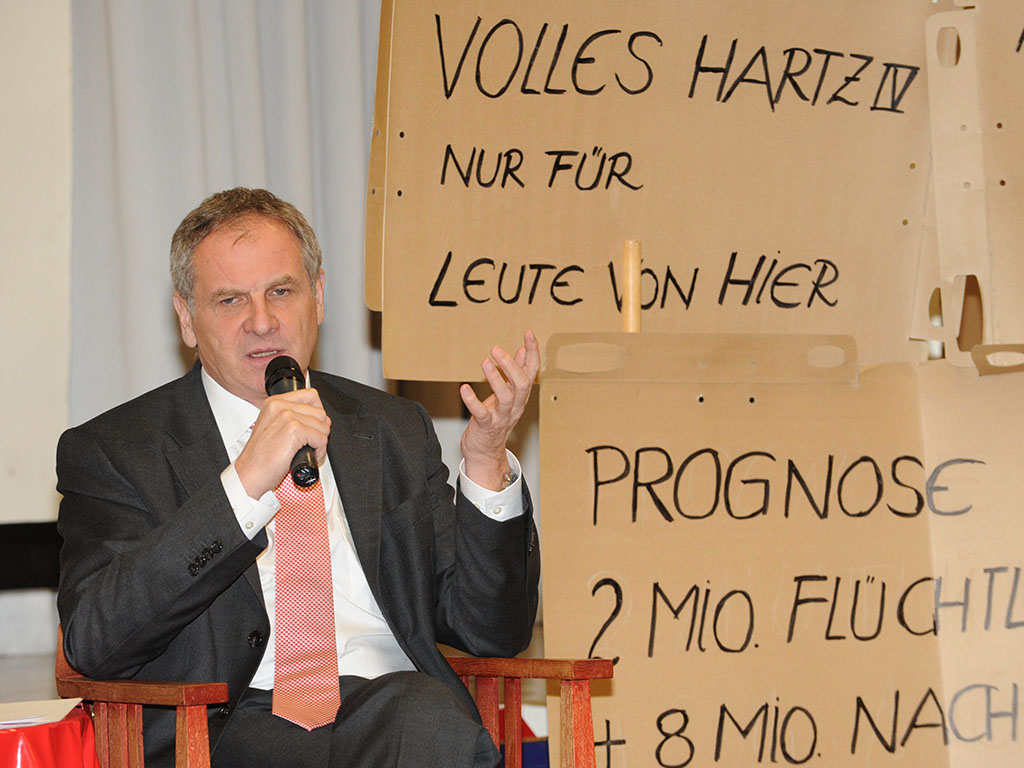 40 Roter Stuhl Mit Reinhold Gall Herzlich Willkommen